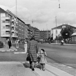 Englandsvej/Sundholmsvej 1950
